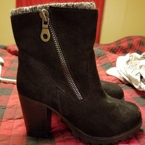 Brand New Black dress boots